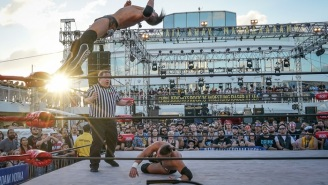 Jacksonville Jaguars Ownership Funds New Wrestling Promotion To Rival WWE