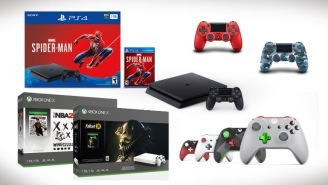 Xbox And PlayStation's 2018 Black Friday Deals Feature The Best Video Game Bargains Of The Year