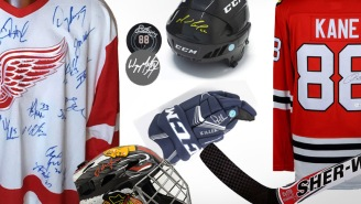 33 Perfect Gifts For Guys Who Love NHL Memorabilia And Collectibles