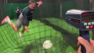 Justin Verlander Had A Comically Petty Reaction To Astros' Prospect Forrest Whitley Throwing 110 MPH