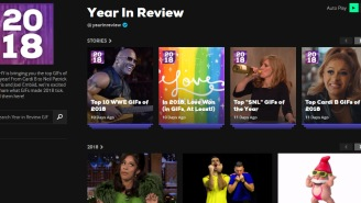 GIPHY Has Revealed Its Most Popular GIFs Of The Year, Proving 2018 Was Completely Wack