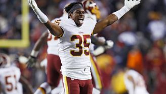 Insane Video Emerges Of Redskins' Montae Nicholson Knocking Out A Dude After Alleged Road Rage Incident