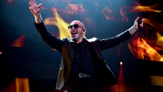 Does Pitbull's Take On 'Africa' By Toto Slap Really Hard Or Not? Asking For A Friend