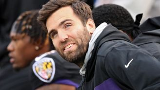 Here Are The Gifts NFL QBs Gave Their Linemen For Christmas, And WTF Was Joe Flacco Smokin'?