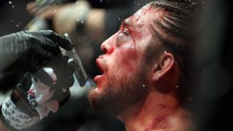 Fans Are Shocked That Brian Ortega Is Nearly 100% Healed A Week After Sustaining Scary Injuries At UFC 231