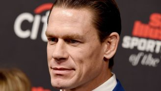 John Cena Knows His Used Car Salesman Haircut Pisses People Off And He's Relishing In It