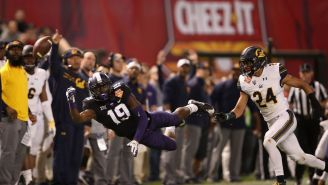 These Are The Best Reactions To The Cheez-It Bowl, The Worst Best Game In The History Of College Football