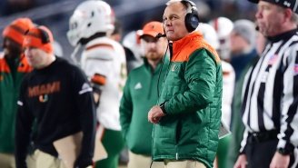 The Internet Reacts To Miami Hurricanes Head Coach Mark Richt's Shocking Decision To Retire