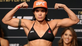 Watch Amanda Nunes Brutally Knock Out Cris Cyborg  Two Years After Ending Ronda Rousey's Career, Becomes The GOAT Female MMA Fighter