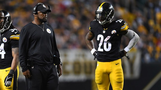 Mike Tomlin Answer Asked If He Misses LeVeon Bell