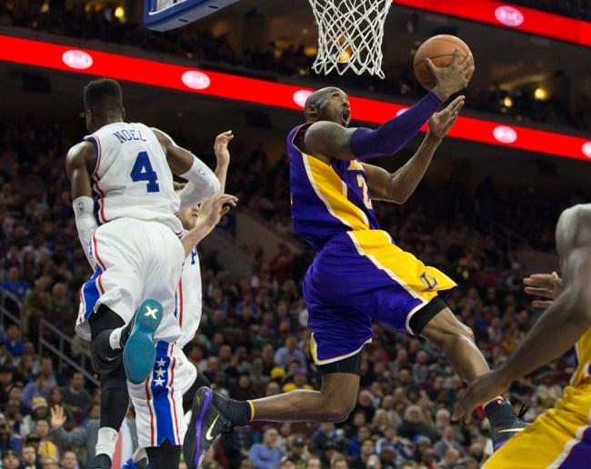 Richard Jefferson Shared A Great Kobe Bryant Story