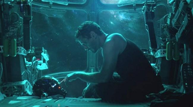 Robert Downey Jr Responds To NASA Advice For Saving Tony Stark
