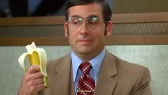 Steve Carell Says He's Down To Make 'Anchorman 3,' Which Won't Go Over Well With 'Office' Fans