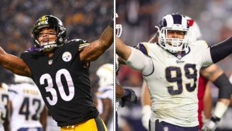 James Conner Shares Incredible Text Aaron Donald Sent Him After Cancer Diagnosis In 2015