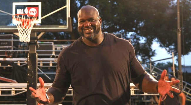 Shaq Just Knocked 6 Million Off The Price Of His Ridiculous Mansion In Florida