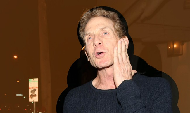 Skip Bayless Eats Same Meal 10 Times A Week Says Can Beat LeBron In A Race