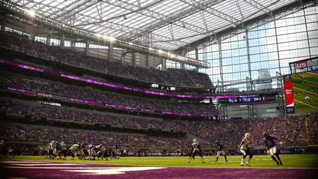 Vikings Fan Puts US Bank Stadium Up For Sale On Craigslist After Loss