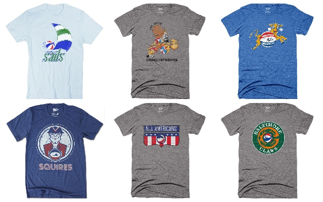 ABA tshirts