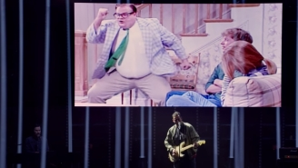 Adam Sandler's Chris Farley Song Is A Touching Tribute Revealing Tender Moments From Their Friendship