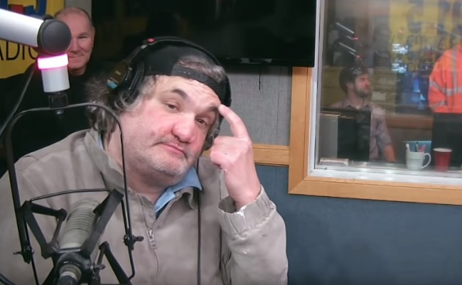 Artie Lange Nose
