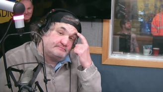 Artie Lange Shares New Photo Of His Deformed Nose And Tells Story Of How He Accidentally Snorted Glass