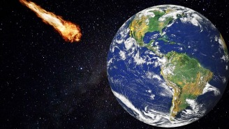 An Asteroid Will Come Alarmingly Close In 5 Years And A Chance Of Impact With The Force Of 1,500 Hiroshima Nukes