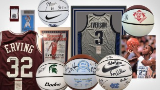 52 Perfect Gifts For Guys Who Love College Basketball Memorabilia And Collectibles