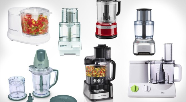 best food processors and mixers