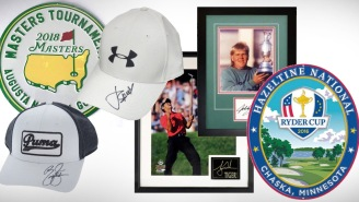 25 Perfect Gifts For Guys Who Love PGA Golf Memorabilia And Collectibles
