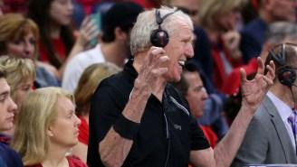 Yes, Bill Walton Did Reference Ex-Idaho Senator Larry Craig's 'Wide Stance' During Washington-Gonzaga