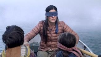 'Bird Box' Breaks Netflix Record (Maybe) As Viewers Including Chrissy Teigen Are Shaken By 'Scariest Movie'