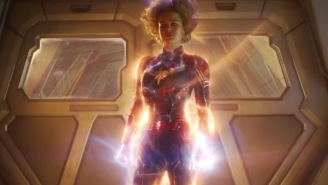 Let's Break Down The Glorious New 'Captain Marvel' Trailer With A Few Easter Eggs You Might've Missed