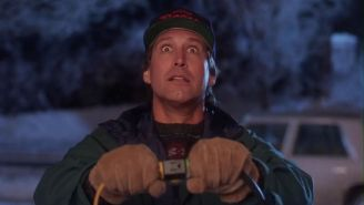 Light Up Your Holidays With This Amazing 60-Second Summary Of 'Christmas Vacation'