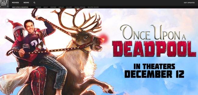 deadpool avengers end game website