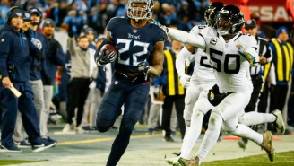 Derrick Henry Had An Awesome Reason For Not Wanting To Score A Team-Record Fifth Touchdown