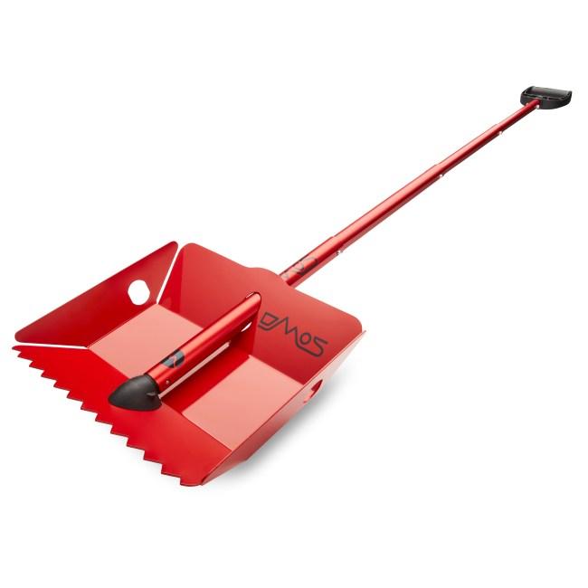 DMOS indestructible shovels