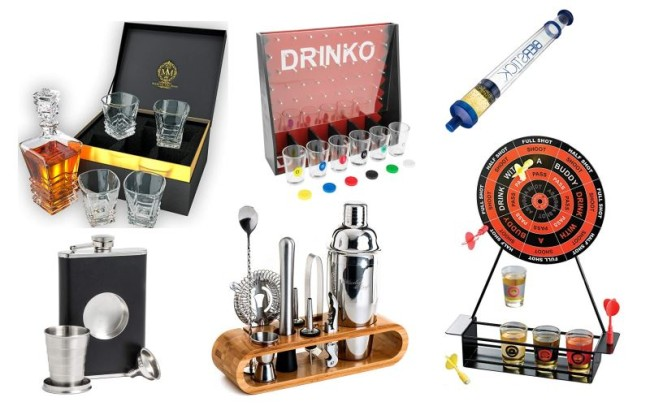 drinking accessories gift guide holidays 2018
