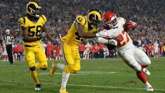 EA Sports Removed Kareem Hunt From 'Madden NFL 19' And, Of Course, People Weren't Happy