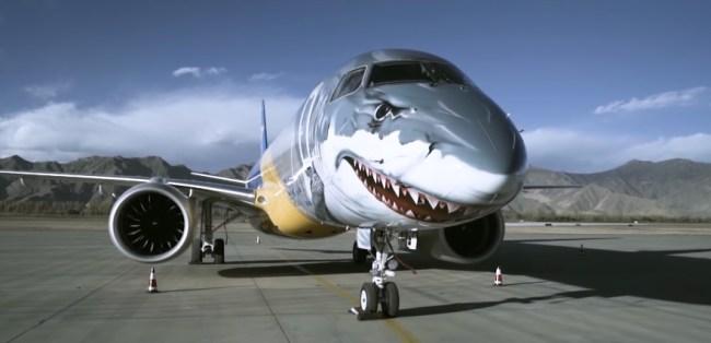 Embraer_E190-E2_Shark