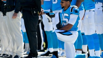 Eric Reid's Convinced The NFL's Blatantly Against Him, Is Adding Questionable Fine To His Collusion Case