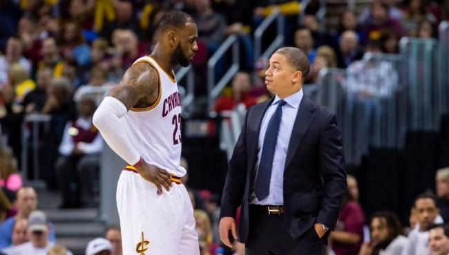 Ex-Cavaliers Coach Tyronn Lue Selling Ohio Mansion