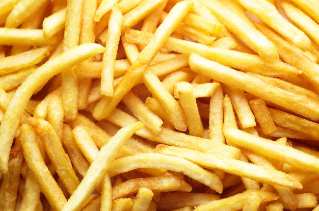 how many french fries should i eat