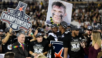 AAC Commissioner Gets Real About UCF Being Left Out Of The College Football Playoffs