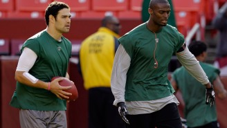 Plaxico Burress Rips Former Teammate Mark Sanchez And Gets Dragged Mercilessly For Shooting Himself