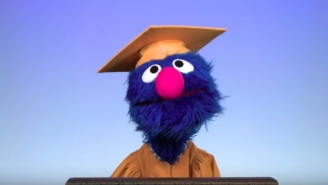 People Are Convinced Grover Dropped An F-Bomb In This Clip From 'Sesame Street'