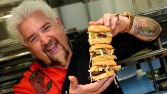 We Need To Have A Serious Chat About How Guy Fieri Mispronounces His Own Last Name
