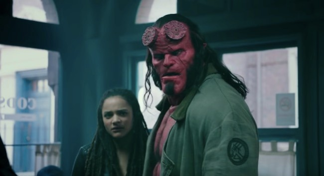 Hellboy 2019 First Trailer David Harbour