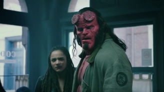 The First Trailer For The 'Hellboy' Reboot With David Harbour Is Here To Get You All Jacked Up