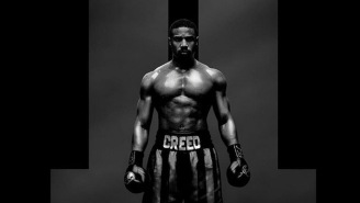 How Michael B. Jordan Packed On 24 Pounds Of Muscle To Move Up A Weight Class For 'Creed 2'