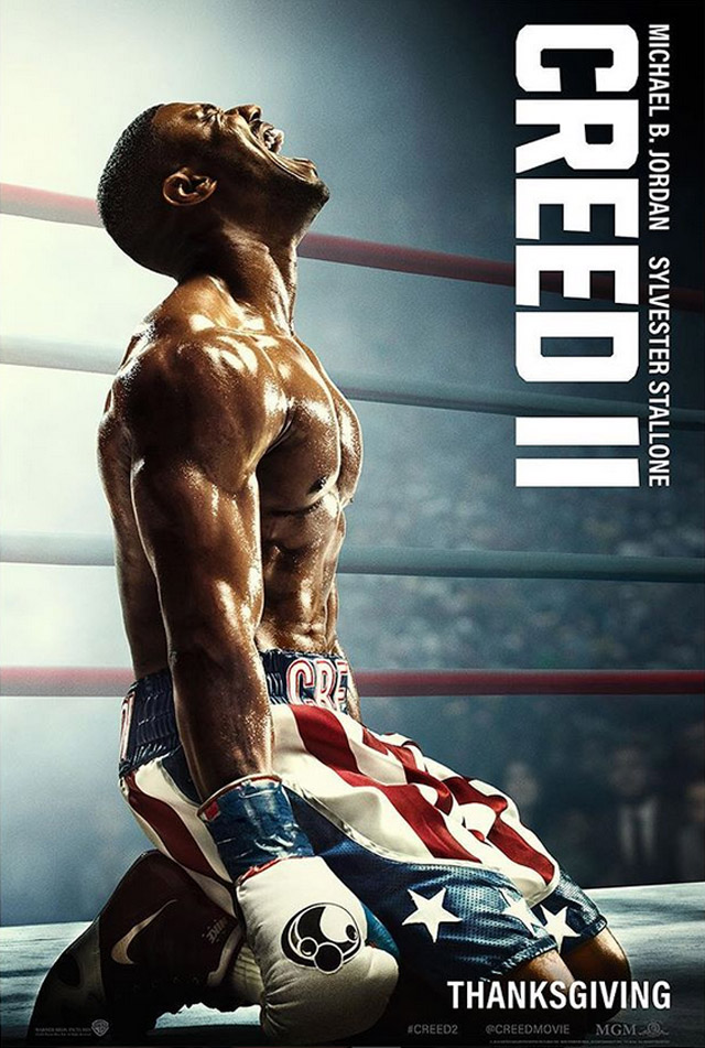 How Michael B Jordan Moved Up A Whole Weight Class For Creed 2